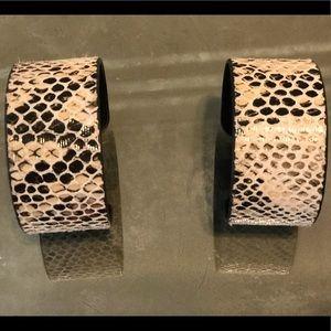 Jewelry - Snakeskin Cuff Braclet